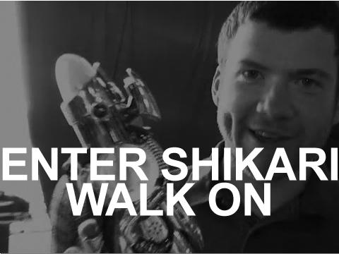 Enter Shikari Walk On Stage At Leeds Festival 2009
