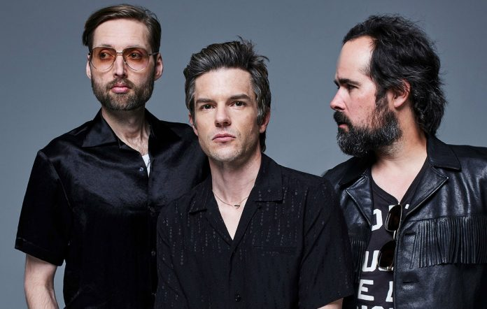 """The Killers' New Album Is Coming In August And Will Be """"very Different"""""""