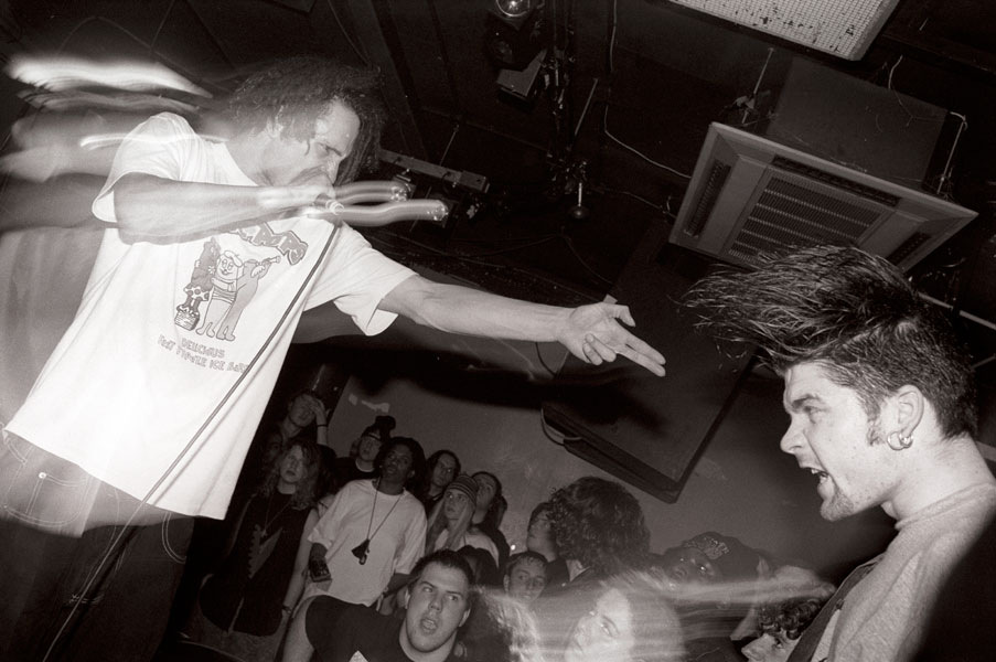 Rage Against The Machine, The Underworld, Camden