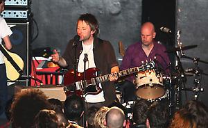 Radiohead 93 Feet East gig: fans' verdict   NME
