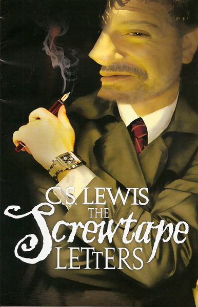 Brian Fallon, The Gaslight Anthem: <i>The Screwtape Letters</i> by CS Lewis.