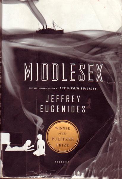 Rachel Zeffira, Cat's Eyes: <i>Middlesex</i> by Jeffery Eugenides.