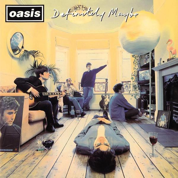 Oasis - 'Definitely Maybe'