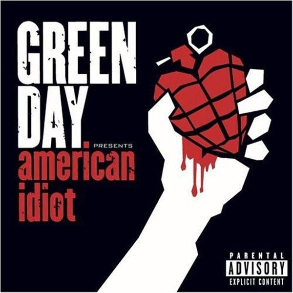 Green Day - 'American Idiot'