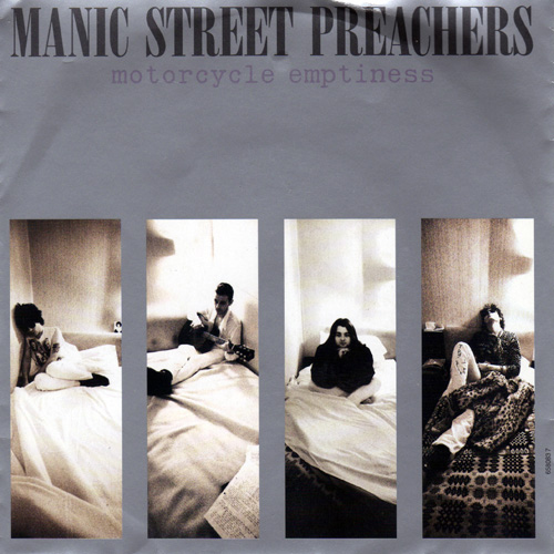 Manic Street Preachers - 'Motorcycle Emptiness'