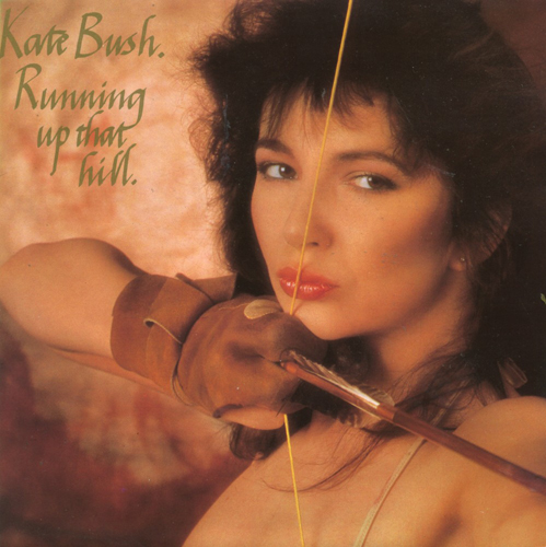 Kate Bush - 'Running Up That Hill'