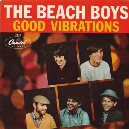Good Vibrations – 'The Beach Boys'