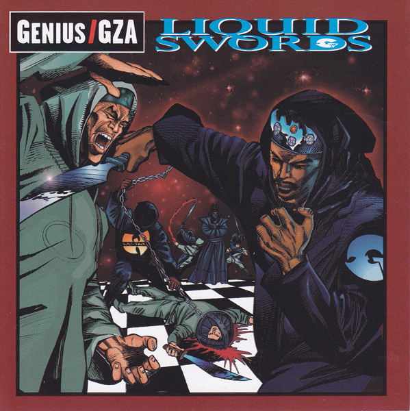 GZA, 'Liquid Swords'