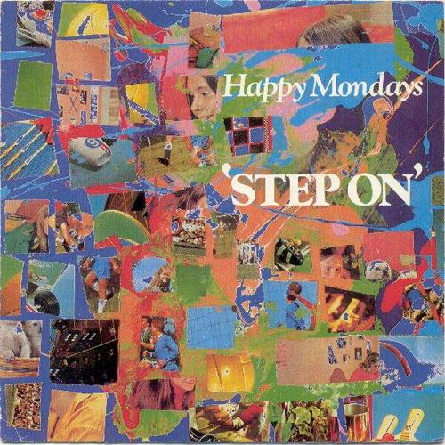Happy Mondays - 'Step On'