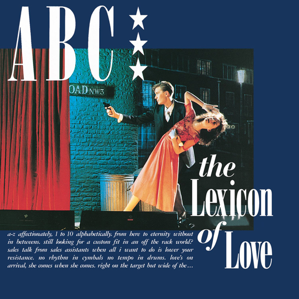ABC, 'The Lexicon Of Love'