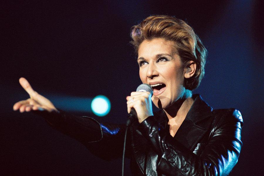 11. Celine Dion - 'My Heart Will Go On'