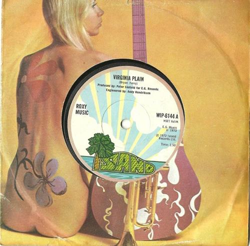 Roxy Music - 'Virginia Plain'