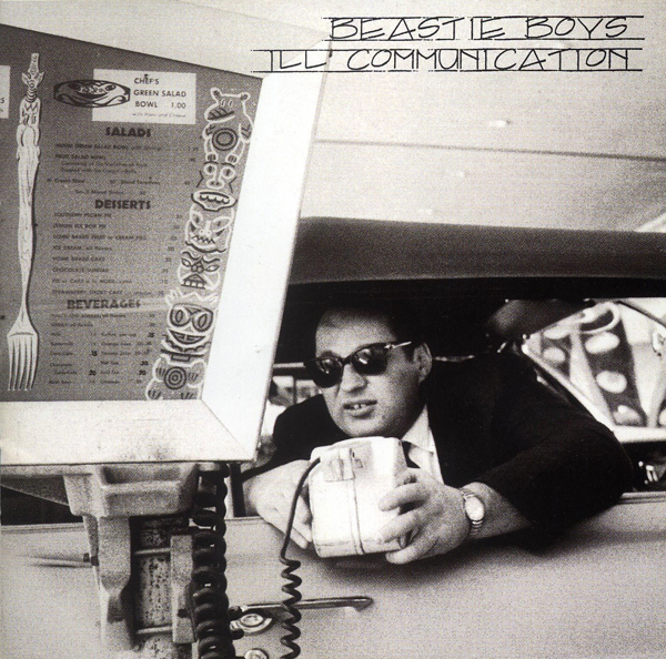 Beastie Boys – 'Ill Communication'