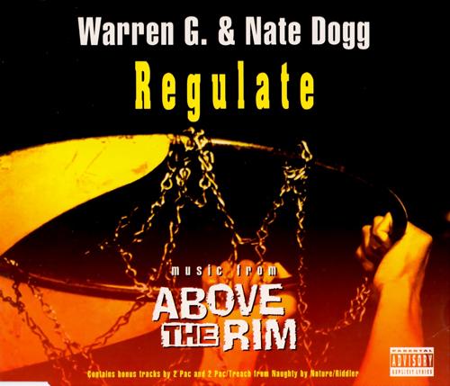 Warren G And Nate Dogg - 'Regulate'