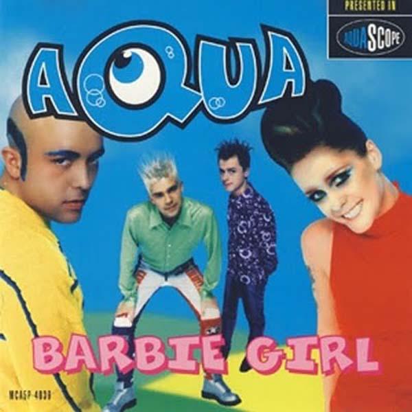 13. Aqua – 'Barbie Girl'