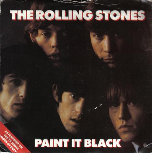 The Rolling Stones - 'Paint It Black'