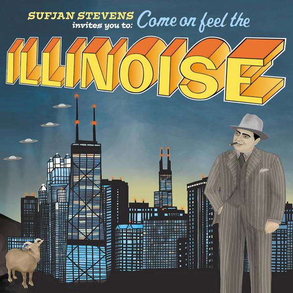 Sufjan Stevens, 'Illinoise'