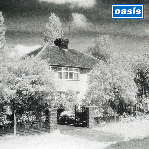 Oasis - 'Live Forever'