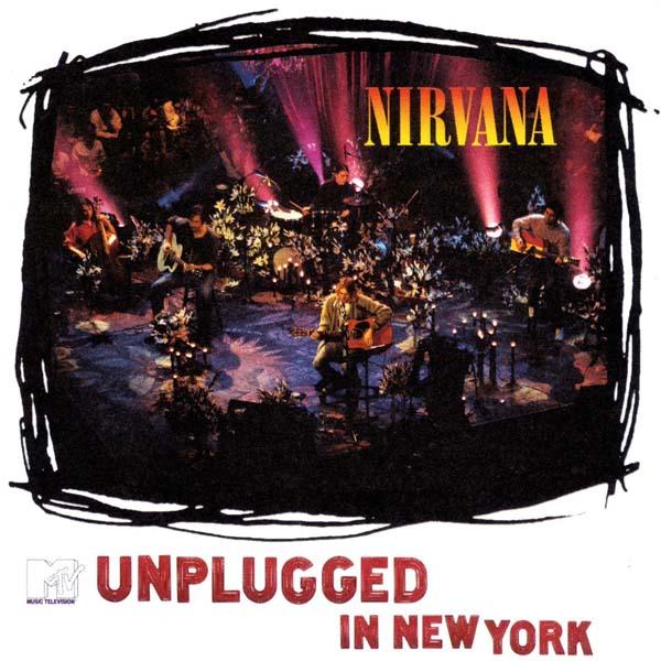 Nirvana – 'Unplugged In New York'