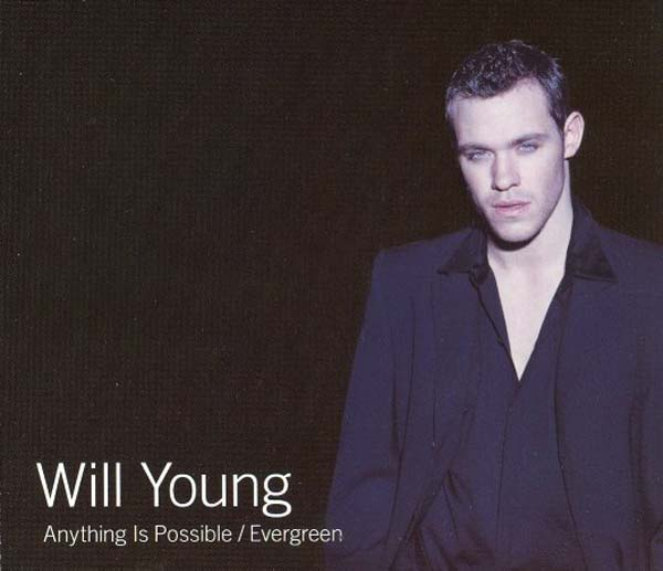 14. Will Young – 'Anything Is Possible'/'Evergreen'