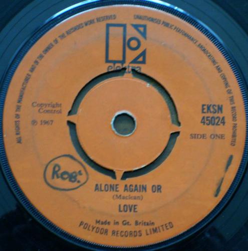 Love - 'Alone Again Or'