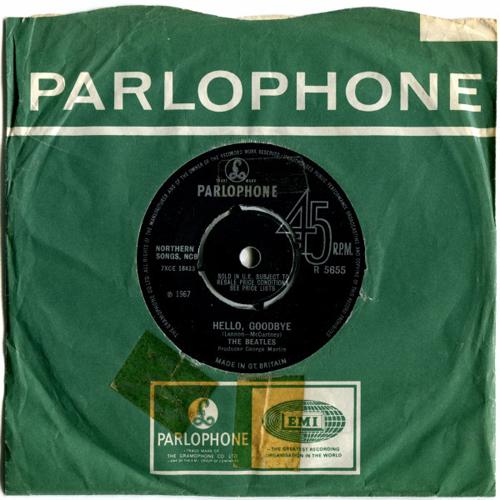 The Beatles - 'Hello Goodbye'
