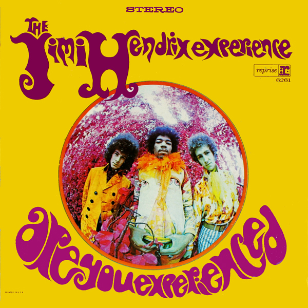 The Jimi Hendrix Experience, 'Are You Experienced'