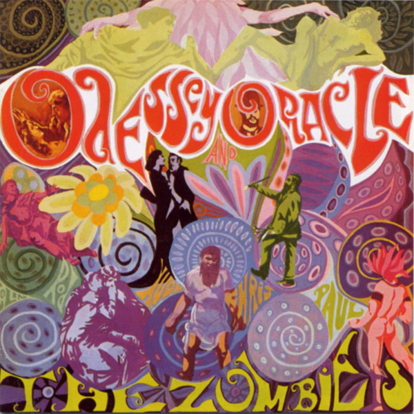 The Zombies, 'Odyssey And Oracle'
