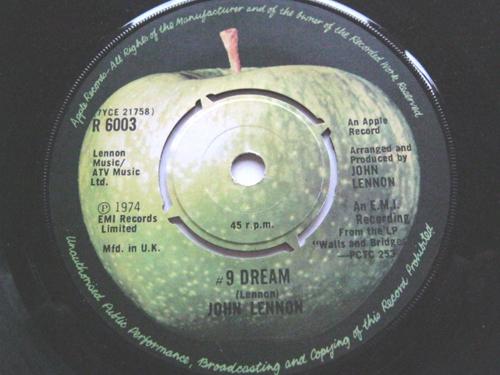 John Lennon - 'Number 9 Dream'