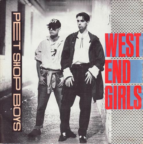 Pet Shop Boys - 'West End Girls'