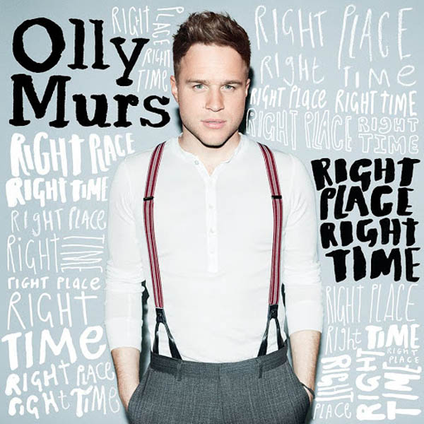 14. Olly Murs, 'Right Place Right Time'