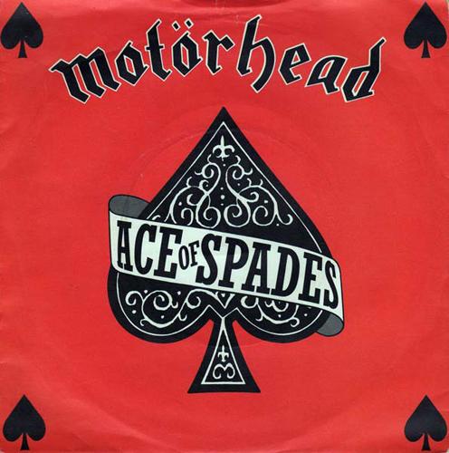 Motorhead - 'Ace Of Spades'
