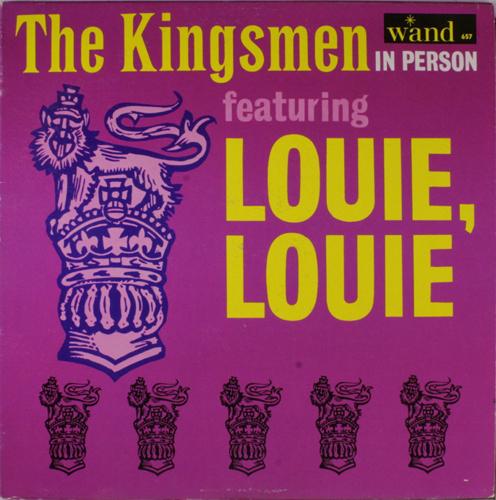 The Kingsmen - 'Louie, Louie'