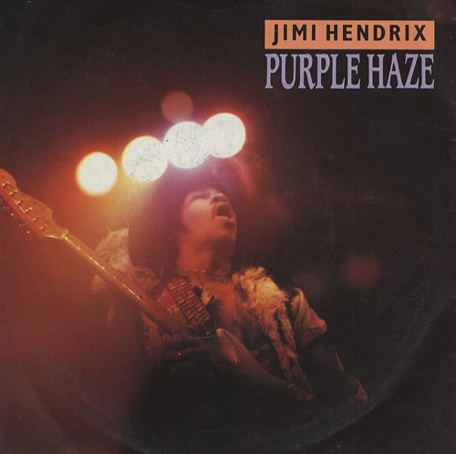 Jimi Hendrix - 'Purple Haze'