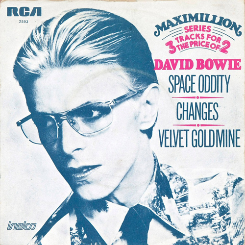 David Bowie - 'Changes'