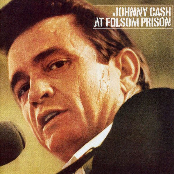 Johnny Cash, 'At Folsom Prison'