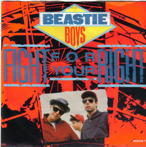 Beastie Boys - 'Fight For Your Right To Party'
