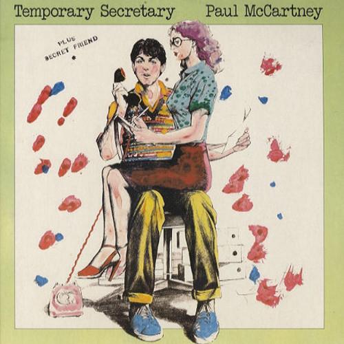 Paul McCartney - 'Temporary Secretary'