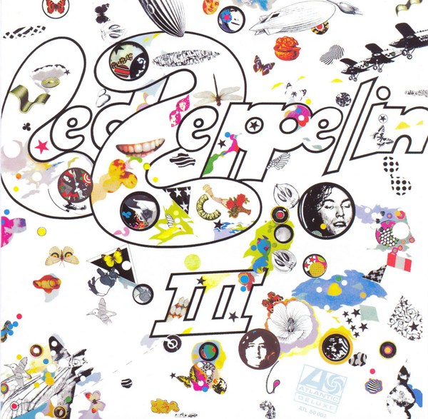 Led Zeppelin, 'Led Zeppelin III'