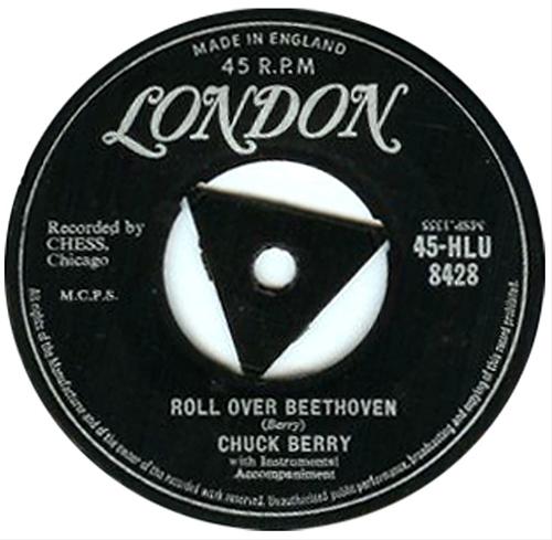 Chuck Berry - 'Roll Over Beethoven'