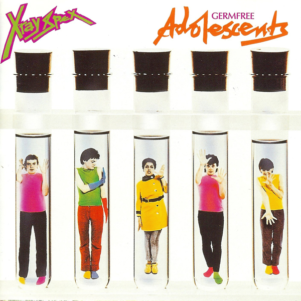 X-Ray Spex, 'Germfree Adolescents'