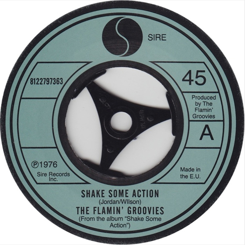 The Flamin' Groovies - 'Shake Some Action'