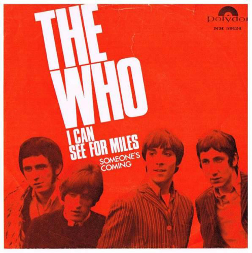 The Who - 'I Can See For Miles'