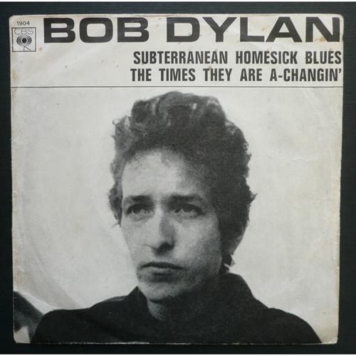 Bob Dylan - 'Subterannean Homesick Blues'