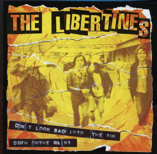 The Libertines - 'Don't Look Back Into The Sun'