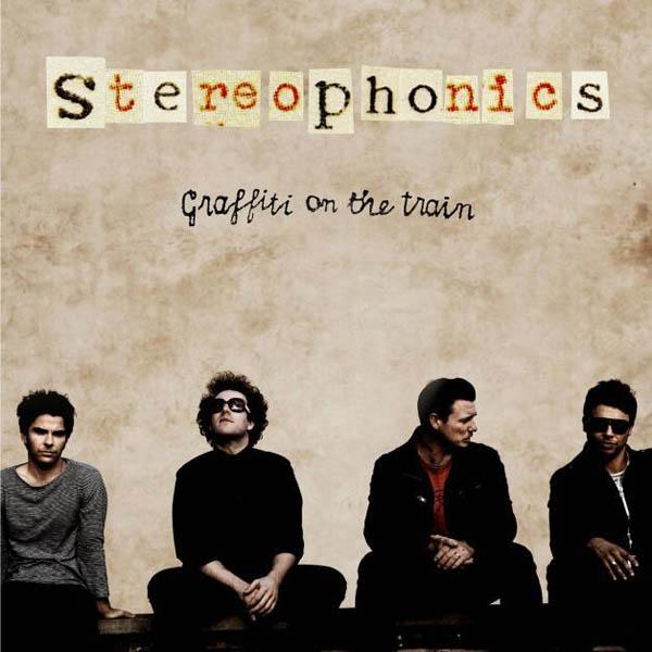 18. Stereophonics' 'Graffiti On The Train'
