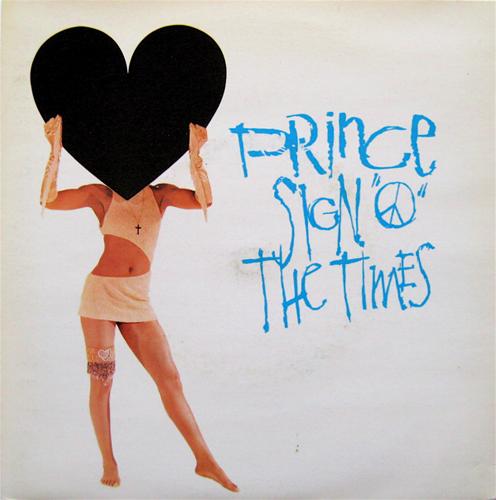 Prince - 'Sign O' The Times;