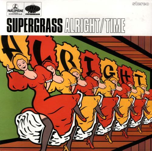 Supergrass - 'Alright'