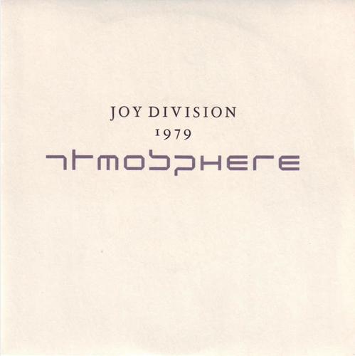Joy Division - 'Atmosphere'