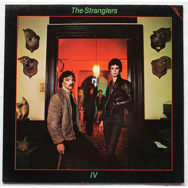 The Stranglers, 'Rattus Norvegicus'